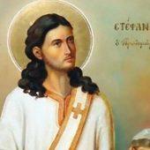 Ευχή στον άγιο πρωτομάρτυρα Στέφανο και στα Άγια βρέφη