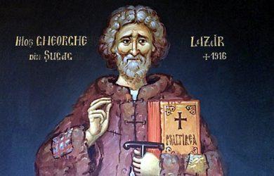 Ο Γέρο-Γεώργιος Λαζάρ, το φωτεινό πρότυπο