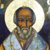 Η συνάντησή μας με τον άγιο Νικόλαο