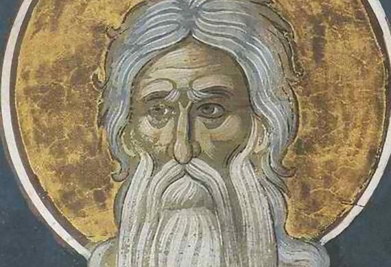 Ο αββάς Μακάριος και η διόρθωση του αμελούς αδελφού