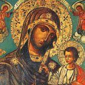 Όλες οι ευλογίες του Θεού περνούν από την Παναγία