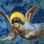 Οι άγγελοι θυμιάζουν και μυρώνουν τους εκλεκτούς του Θεού
