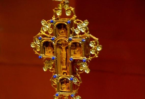 Ο Άγιος Γρηγόριος ο Παλαμάς για την Κυριακή της Σταυροπροσκυνήσεως
