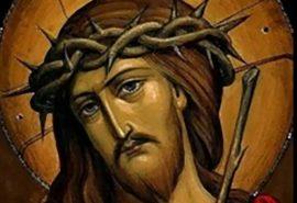 Το πάθος του θυμού και η ταπείνωση του Κυρίου