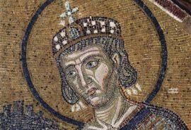 Ο άγιος Κωνσταντίνος όργανο του Θεού