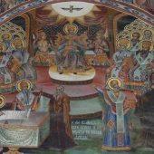 Αγάπη - Κυριακή των αγίων Πατέρων της Α' Οικουμενικής Συνόδου