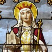 Η αγία Κλοτίλδη βασίλισσα των Φράγκων