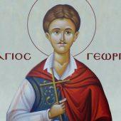 Ο άγιος νεομάρτυρας Γεώργιος ο από Ατταλείας