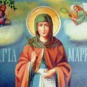 Η αγία παρθενομάρτυς Μαρκέλλα της Χίου