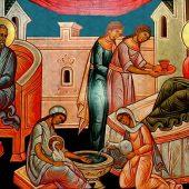 Απόδοση της εορτής του Γενεσίου της Θεοτόκου