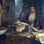 Ο άγιος Μιχαήλ μητροπολίτης Κιέβου