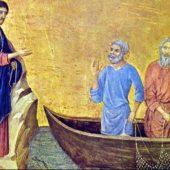 Ο μεγάλος ψαράς Χριστός - Κυριακή Α' Λουκά