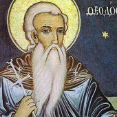 Ο όσιος Θεοδόσιος Τιρνόβου