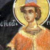 Ο άγιος νεομάρτυρας Γεώργιος ο Σέρβος (1515)