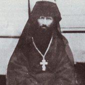 Ο όσιος Γεώργιος Καρσλίδης παραμονές της κοιμήσεώς του