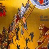Ο Άγιος Ιωάννης της Κλίμακος και η Δ' Κυριακή των Νηστειών