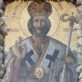 Ο άγιος Ιωάννης ο Καλοκτένης, μητροπολίτης Θηβών, ο νέος Ελεήμων