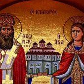 Ο όσιος Θεωνάς, μητροπολίτης Θεσσαλονίκης