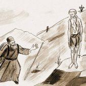 Ο παπα-Γρηγόρης ο Πνευματικός και οι τρεις αναχωρητές