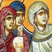 Κυριακή Μυροφόρων. Η θέση της γυναίκας προ και μετά Χριστόν