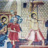 Ο άγιος νεομάρτυρας Κωνσταντίνος ο εξ Αγαρηνών