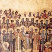 Οι άγιοι φανερώνουν το Άγιο Πνεύμα
