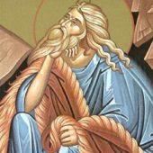 Γιατον άγιο Προφήτη Ηλία τον Θεσβίτη