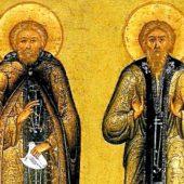 Η φυγή από τον κόσμο των οσίων Ιωάννη και Συμεών