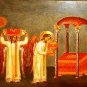 Η «Λειτουργία των αγγέλων»