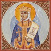 Η αγία μάρτυς Σουσάννικ της Γεωργίας