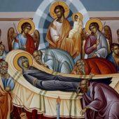 Λόγος στην κοίμηση της Παναγίας Θεοτόκου