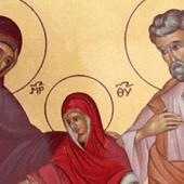 Οι άγιοι Ιωακείμ και Άννα