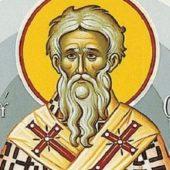 Ο άγιος ιερομάρτυς Διονύσιος ο Αρεοπαγίτης
