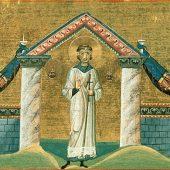 Οι άγιοι ιερομάρτυρες της Σαραγόσας Βικέντιος και Βαλέριος