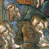 Αββάς Ζηνων, Αββάς Ευλόγιος, Αββάς  Θεόδωρος. Αμμά Θεοδώρα