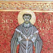 Άγιος Νικήτιος επίσκοπος Τρεβήρων
