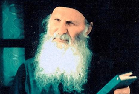 π. Ευσέβιος Βίττης - Κοινωνία Ορθοδοξίας