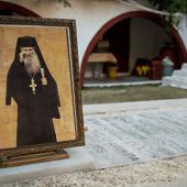 Θαύματα στον τάφο του αγίου Ιακώβου Τσαλίκη