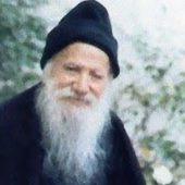 Ο άγιος Πορφύριος μιλά με υποψήφια μοναχή