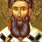 Αγιος Γρηγόριος ο Παλαμάς '' Παναγία μου, φώτισόν μου το σκότος ''