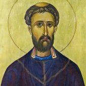 Ο άγιος Τσαντ, επίσκοπος Λίχφιλντ