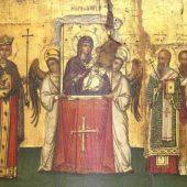 Η μεγάλη γιορτή της Κυριακής της Ορθοδοξίας και της ιεραποστολής