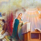 Ο Ευαγγελισμός της Θεοτόκου και του Έθνους μας