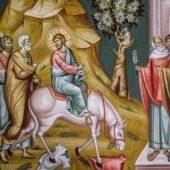 Η χάρις του Αγίου Πνεύματος ημάς συνήγαγε. Κυριακή των Βαΐων