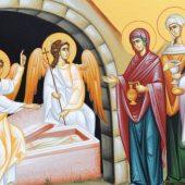 Οι Μυροφόρες και η Ανάσταση
