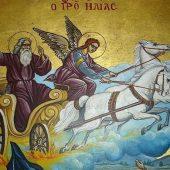 Θαύμα με αξιοθαύμαστη εμφάνεια του αγίου προφήτη Ηλία