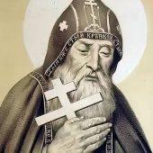 Οι όσιοι Αδριανός της Μονής Οντρούσσοφ και Κυπριανός του Στορόικα