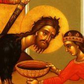 Ο 'Αγιος Ιωάννης ο Πρόδρομος ως μοναχός και ως κοινωνικός εργάτης