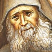 Η κοίμηση του οσίου Ιωσήφ του Σπηλαιώτη