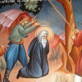 Το μαρτυρικό τέλος του Αγίου Κοσμά του Αιτωλού